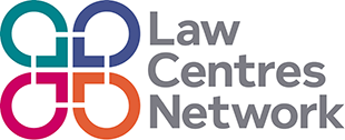 Law Centres Network Logo