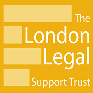 The London Legal Support Trust Logo